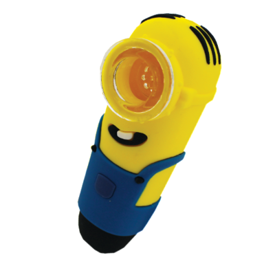 minion silicone bowl
