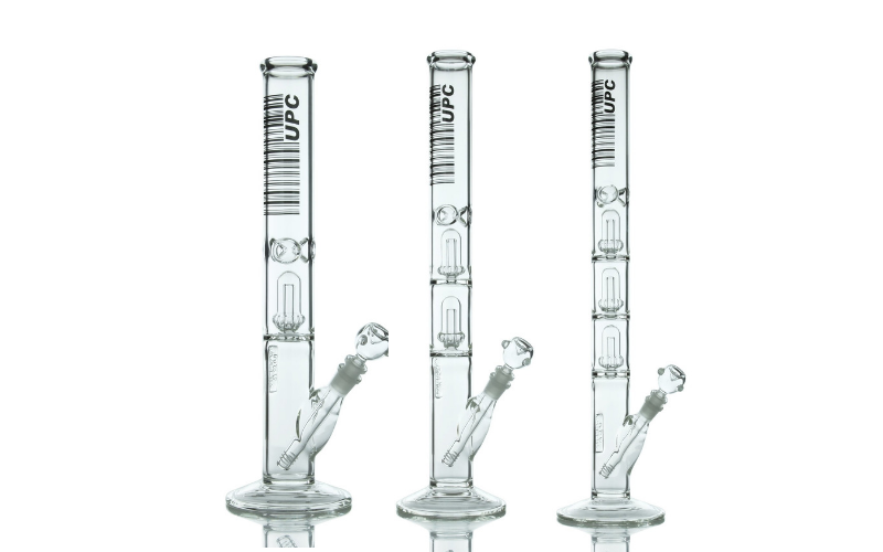 UPC 5mm thick glass bong review