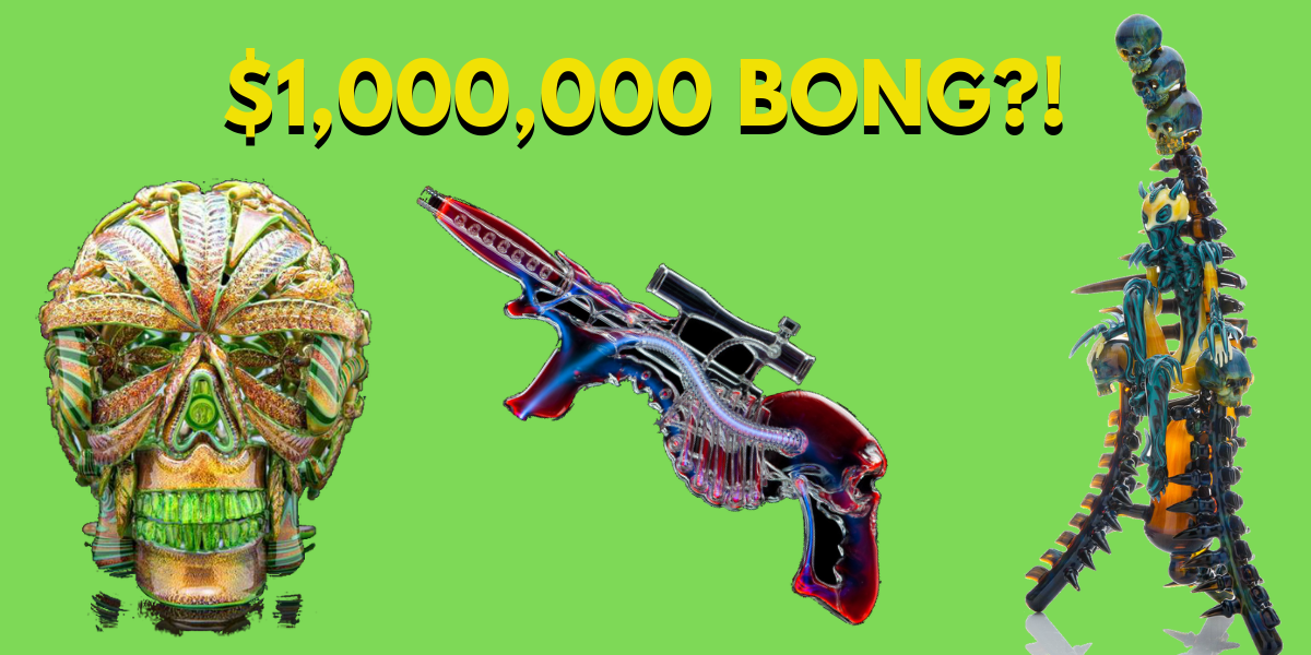 guide to the most expensive bongs in the world
