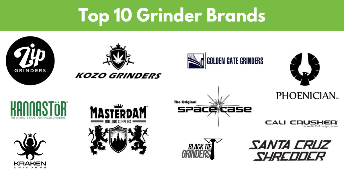 10 Best Herb Grinder Brands 2019 [With Reviews + Top Products]