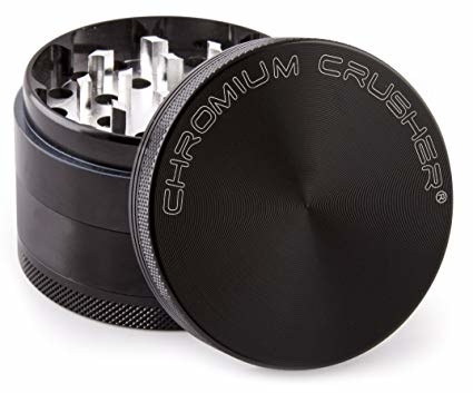 chromium crusher grinder review 2019