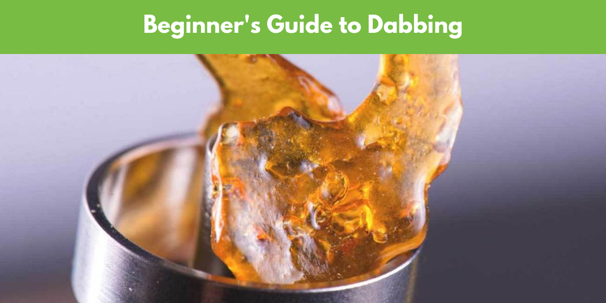 beginners guide to dabbing concentrates
