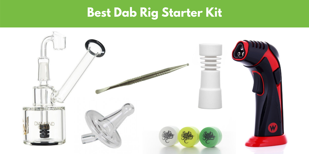 best dab rig starter kit