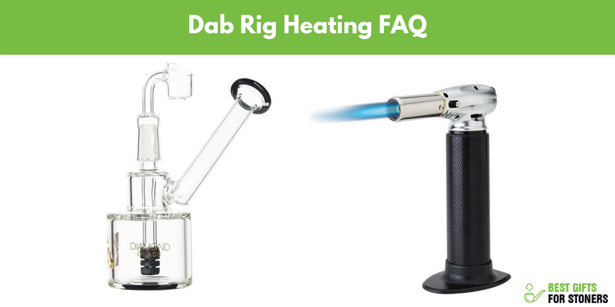 dab rig heating guide faq
