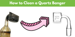 how to clean a quartz banger guide