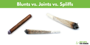 Blunts vs. Joints vs. Spliffs - Which is Better