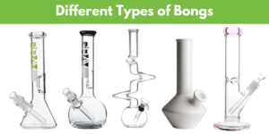 18 Different Types of Bongs