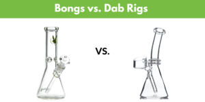 Dab Rigs vs. Bongs - Which One Is Best