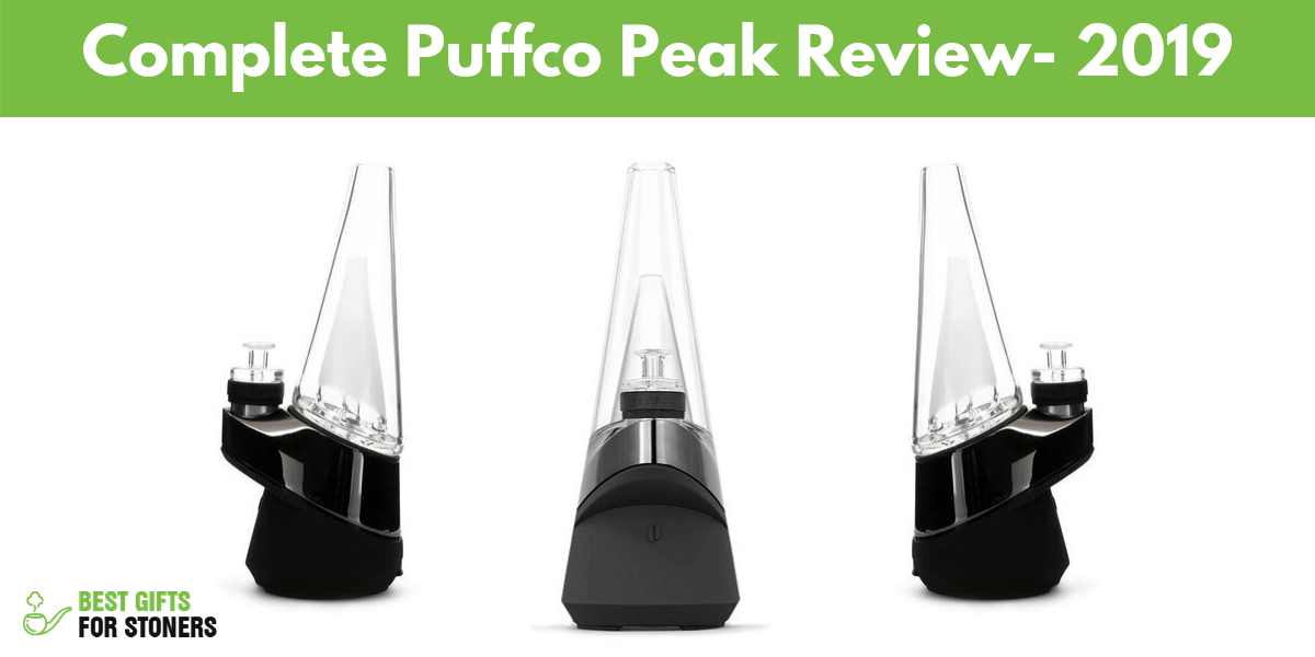 Puffco Peak Review - Everything you need to know about the Puffco Peak