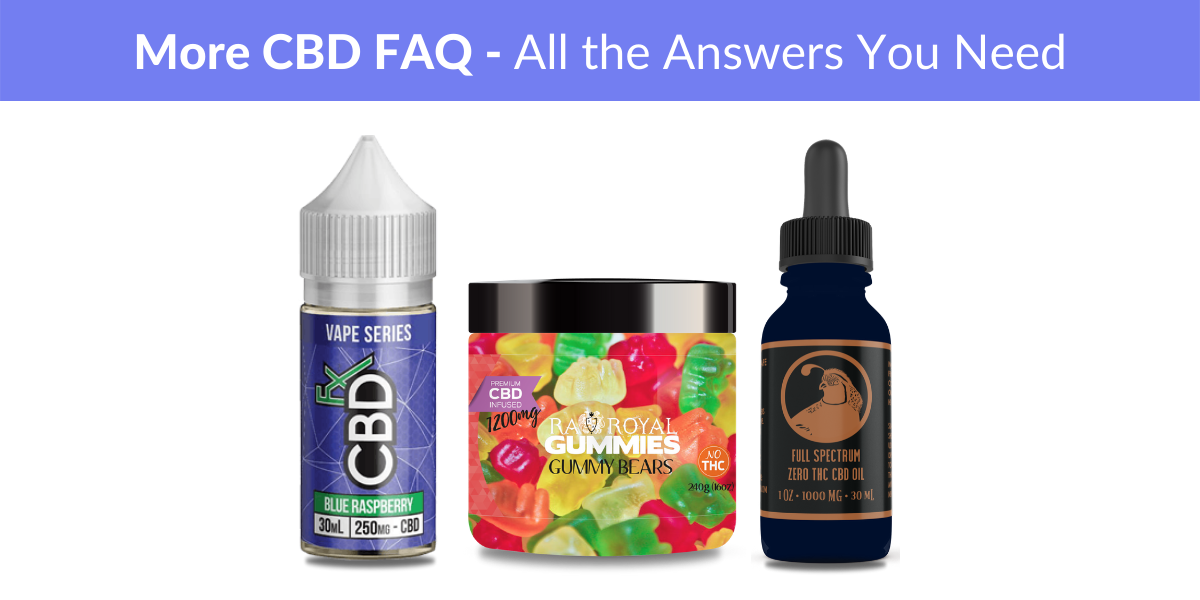what is cbd - cbd faq