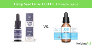 hemp oil vs cbd oil - what is the difference - complete guide