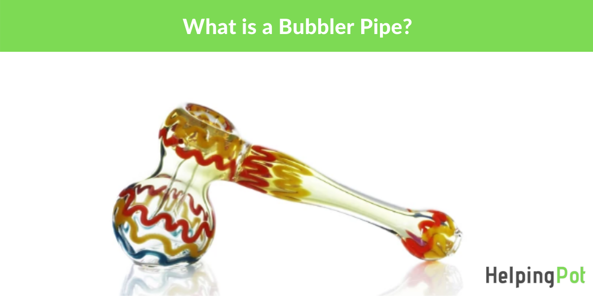 what is a bubbler pipe
