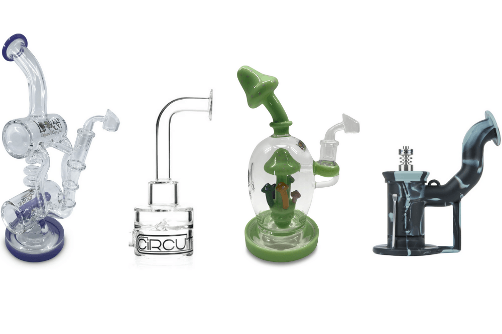 Recommended Dab Rigs 2020