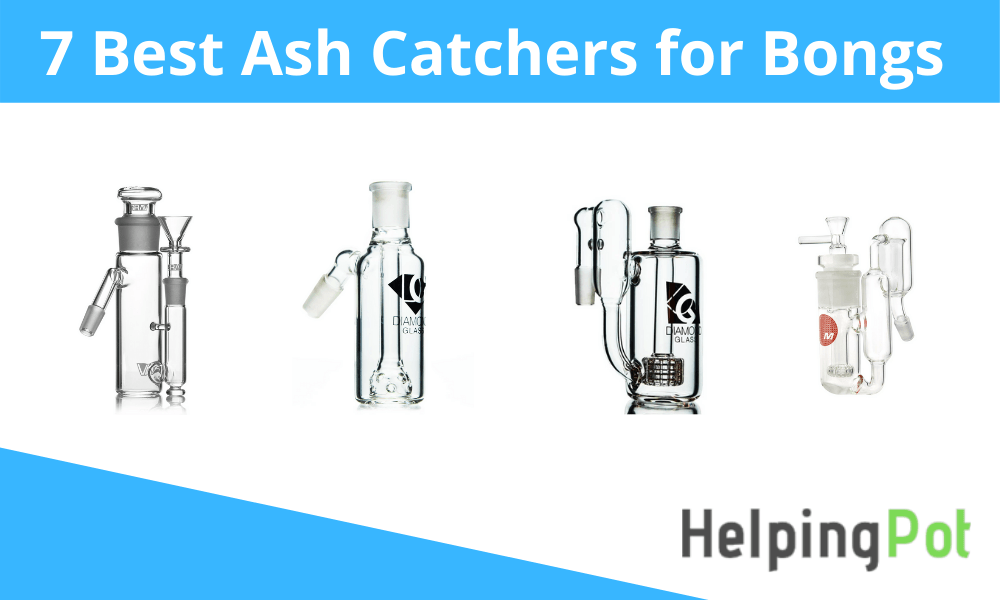 7 Best Ash Catchers for Bongs
