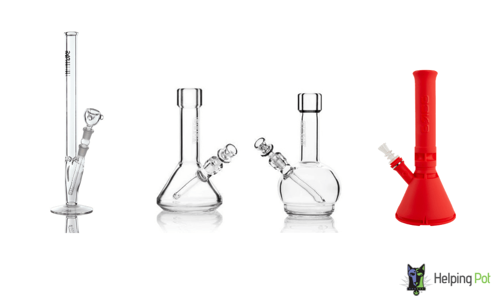 bongs that are easy to clean