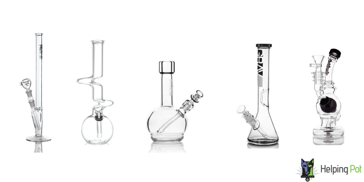 Does the Shape of the Bong Matter